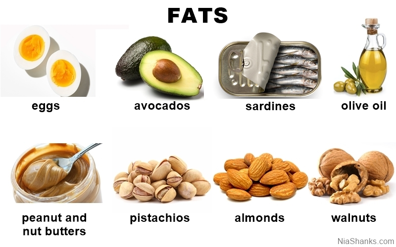 whole food fat sources