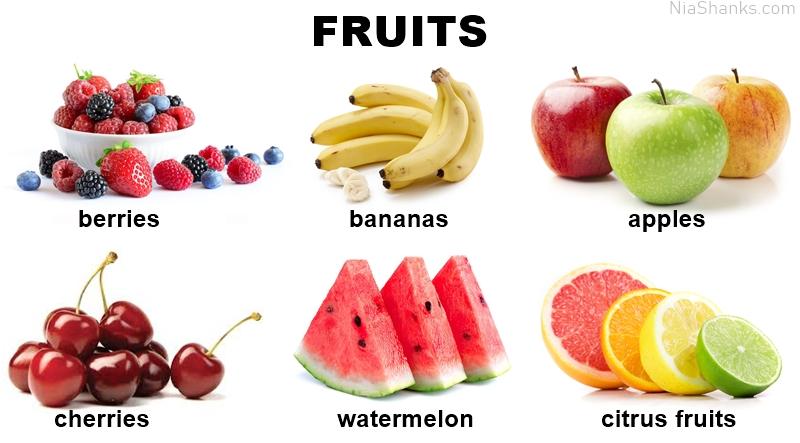 whole food fruits